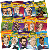 Biography funbooks presidents  inventors & explorers