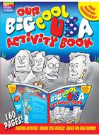 The big cool usa activity book