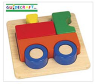 Primary puzzles train