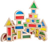 Jr rainbow blocks 40 piece set