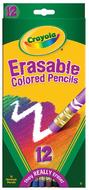 Erasable colored pencils 12 ct