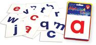 Alphabet cards a-z lower case  letters