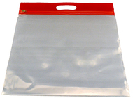 Zipafile storage bags 25pk red