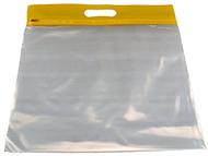 Zipafile storage bags 25pk yellow