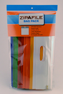 Zipafile storage bags pack of 12