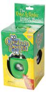 Creature peeper above-below 3d view