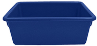 Cubbie tray blue