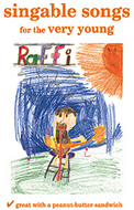 Singable songs for the very young  cd raffi