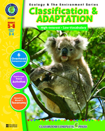 Ecology & the environment series  classification & adaptation