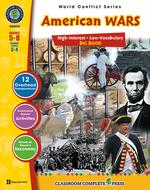 American wars big book world  conflict series