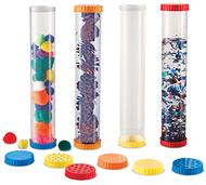 Primary science sensory tubes 4 set