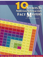 10 secrets to addition &  subtraction mastery