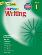 Spectrum writing gr 1