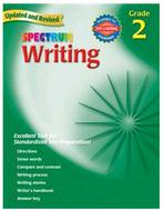 Spectrum writing gr 2