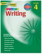 Spectrum writing gr 4