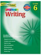 Spectrum writing gr 6