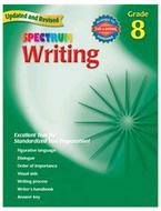 Spectrum writing gr 8