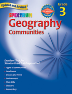 Spectrum geography gr 3