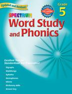 Spectrum word study & phonics gr 5