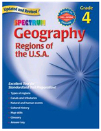 Spectrum geography gr 4