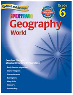 Spectrum geography gr 6