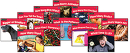 Rising readers leveled books math  set