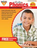 Everyday phonics gr 3 intervention  activities