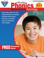 Everyday phonics gr 5 intervention  activities