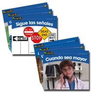 En espanol social studies vol 1  set of 12 rising readers