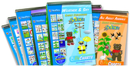 Flip charts set of all 7 early  childhood science readiness