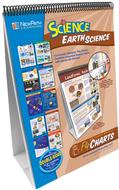 Middle school earth science flip  chart set