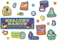 Healthy habits bb set - 38 pieces