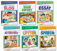 Writing builders complete set 6  books