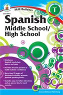 Skill builders spanish level 1  gr 6-8