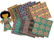 Global village craft papers