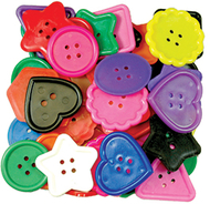 Really big buttons 1 lb