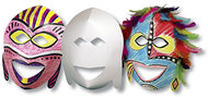 Roylco african masks 20pk