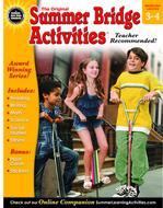Summer bridge activities gr 3-4