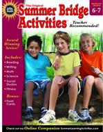 Summer bridge activities gr 6-7