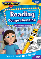 Reading comprehension test taking  strategies dvd