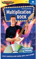 Multiplication rock cd & book