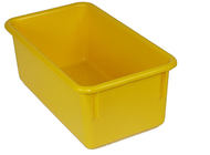 Stowaway no lid yellow