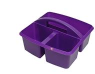 Small utility caddy purple