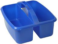 Large utility caddy blue
