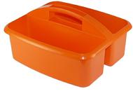 Large utility caddy orange