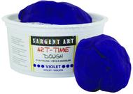 1lb art time dough - violet