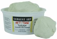 1lb art time dough - white