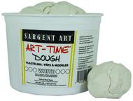3lb art time dough - white