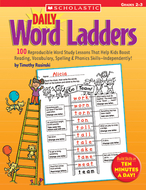 Daily word ladders gr 2-3
