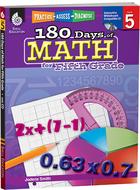 180 days of math gr 5